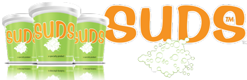 Suds Cleaner Logo